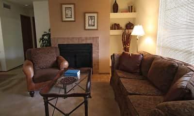Living Room, Churchill Crossing, 1