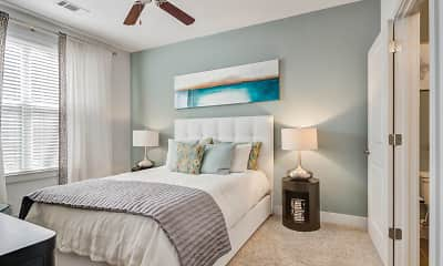 Bedroom, Skyline ATL, 2
