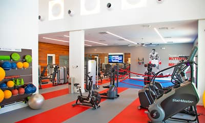 Fitness Weight Room, The Harbor, 0