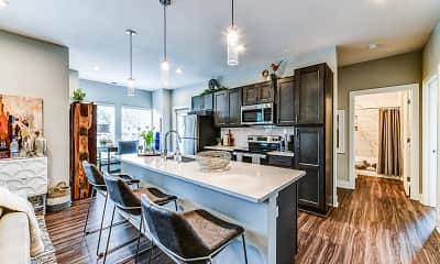 Kitchen, The Jacqueline Apartments, 0