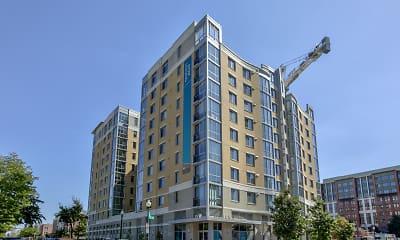 Building, Harlow, 2