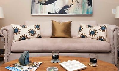 Living Room, Mckenzie at Natomas Park, 1
