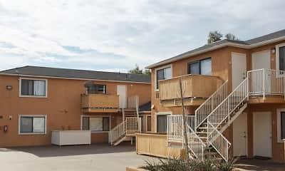Building, Lucera Apartments, 2