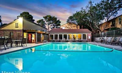 Pool, Mesa Village, 0