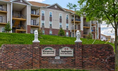 Applegate Farm Apartments, 2
