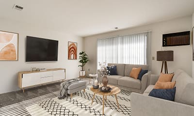 Living Room, The Springs, 2