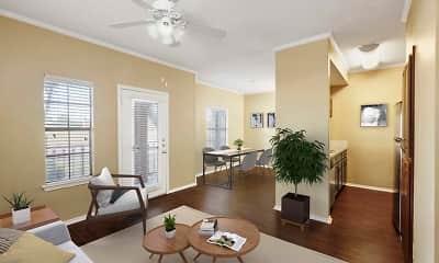 Living Room, Camden Cimarron, 0
