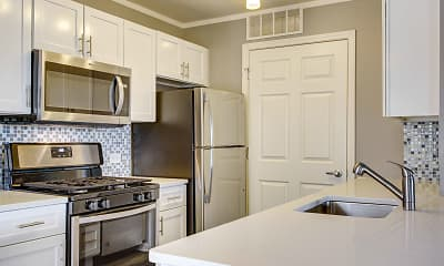 Kitchen, Orchard Village, 0