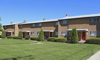 Building, Village Townhomes, 0