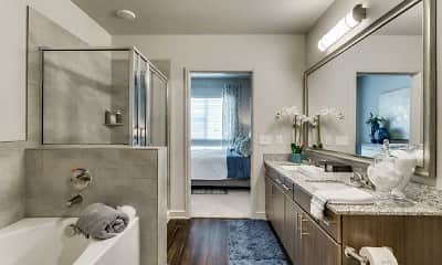 Bathroom, 75039 Luxury Properties, 2