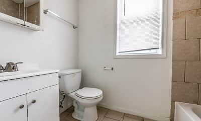 Bathroom, 7944 S Paulina St, 2
