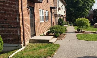 Building, Ivy Garden Apartments, 2