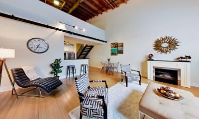 Living Room, West Village, 0