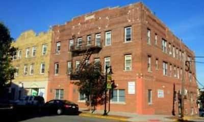 Building, Park West Terrace, 0