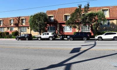 Building, Sunset Ridge at La Crescenta, 1