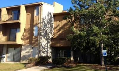 Building, Oak Ridge, 1