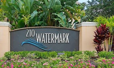 Community Signage, 210 Watermark, 0