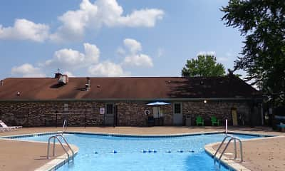Pool, Yorktowne Farms Community, 2