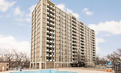 Building, Three Rivers Luxury Apartments, 0