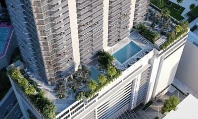 Building, Panorama Tower, 1