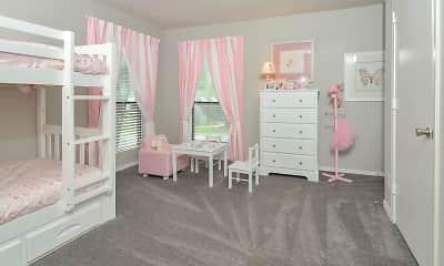 Bedroom, Polo Club, 2