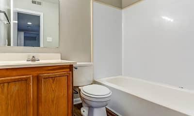 Bathroom, Rolling Hills, 2