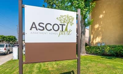 Ascot Park Apartments, 2