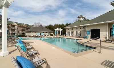 Pool, Willowbrook, 1