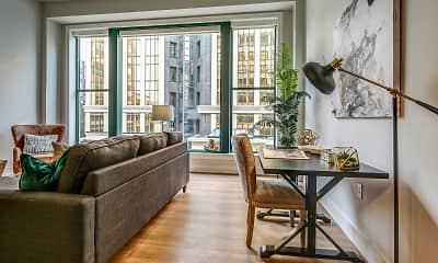 Living Room, Plankinton Clover, 0
