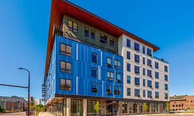 Building, Nico Apartments, 2