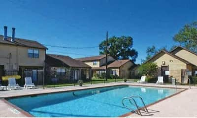 Pool, Regency Place Apartments, 0