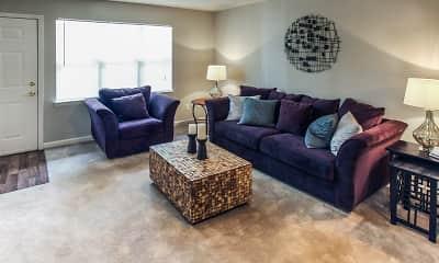 Living Room, Laurens Way, 1