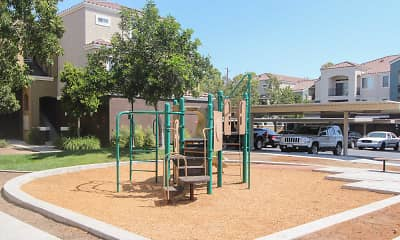 Playground, Centre Club Apartments, 2