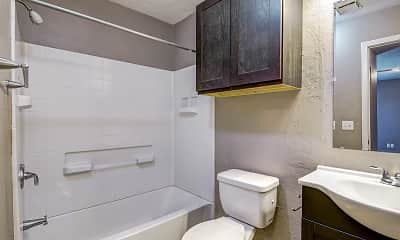 Bathroom, Oxford Oaks, 2