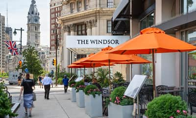 Community Signage, The Windsor Apartments, 2