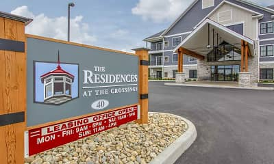 Community Signage, The Residences at The Crossings, 0