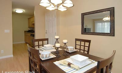 Dining Room, Lexington Park, 2