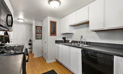 Kitchen, The Oasis at Midtown, 0
