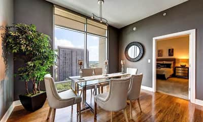 Dining Room, 77079 Luxury Properties, 1