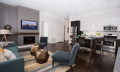 Living Room, 22 Mechanic St, 1