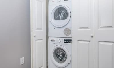 Bathroom, Greystone Apartments & Townhomes, 2