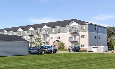 Building, Woodbridge Apartments, 0