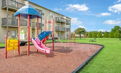 Playground, Pavilion at UC, 2