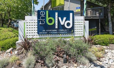The BLVD, 0