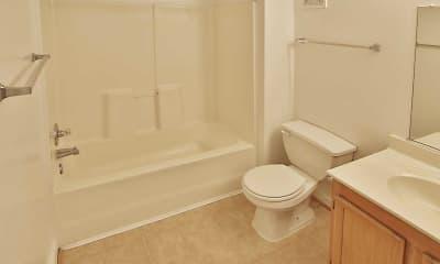 Bathroom, Glenns At Millers Lane, 2
