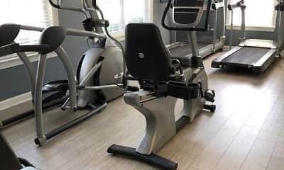 Fitness Weight Room, Wyndham Pointe, 2