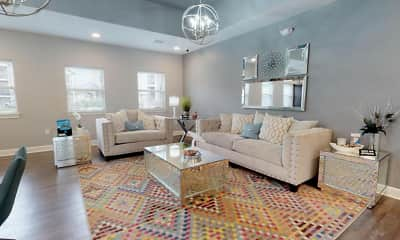 Living Room, Summit Crossing, 0