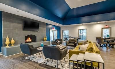 Living Room, Sutton Place, 1