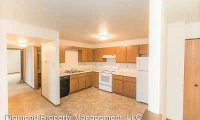 Kitchen, Southview Park Apartments, 1