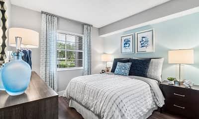 Bedroom, Boynton Place, 2